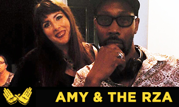 Amy & The Rza, Aka Bobby Digital